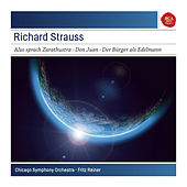 Play & Download Strauss: Also sprach Zarathustra, Op. 30; Don Juan, Op. 20; Le Bourgeois Gentilhomme: Suite, Op. 60 - Sony Classical Masters by Various Artists | Napster