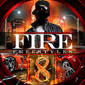 Play & Download Fire Freestyles 8 by Dj Hotday | Napster