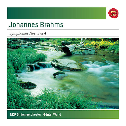 Play & Download Brahms: Symphonies No. 3 in F Major, Op. 90 & No. 4 in E Minor, Op. 98 - Sony Classical Masters by Günter Wand | Napster