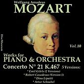 Play & Download Mozart, Vol. 10 : Concertos K467 by Various Artists | Napster