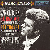 Play & Download Rachmaninoff / Beethoven: Piano Concertos by Van Cliburn | Napster