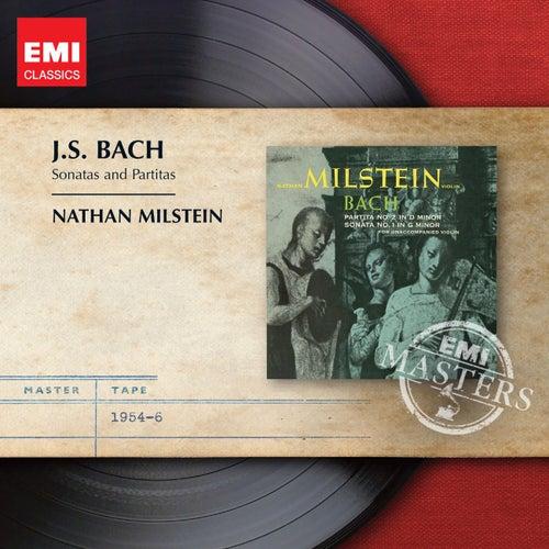 Bach: Sonatas & Partitas by Nathan Milstein