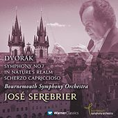 Play & Download Dvorák : Symphony No.7, In Nature's Realm & Scherzo Capriccioso by José Serebrier | Napster