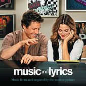 Music And Lyrics - Music From and Inspired By The Motion Picture von Various Artists
