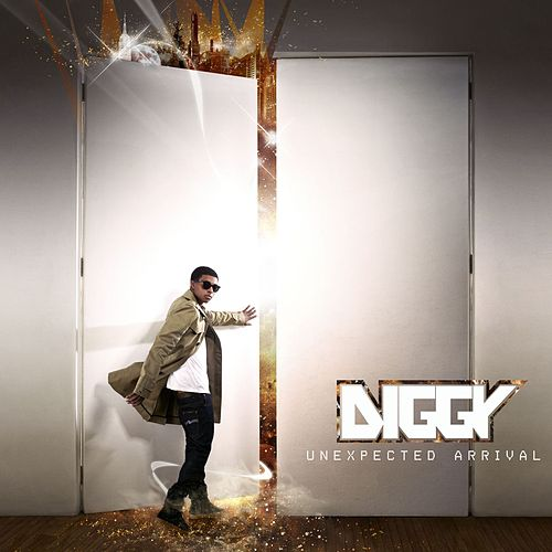 Unexpected Arrival by Diggy