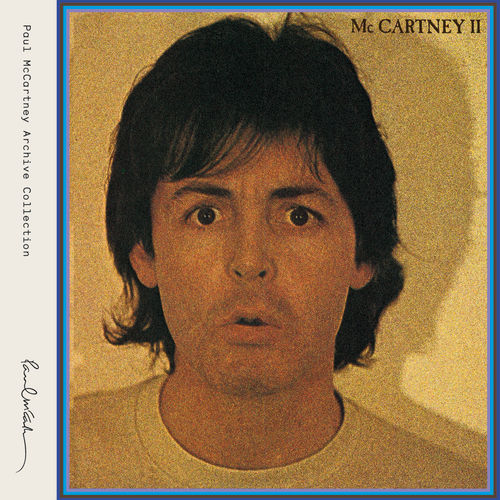 McCartney II by Paul McCartney
