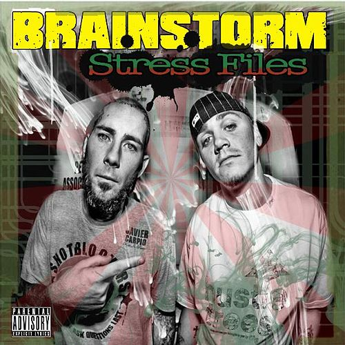 Play & Download Stress Files EP by Brainstorm (Metal) | Napster