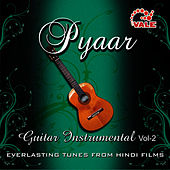 Play & Download Pyaar Guitar Instrumental by Hindi Instrumental Group | Napster
