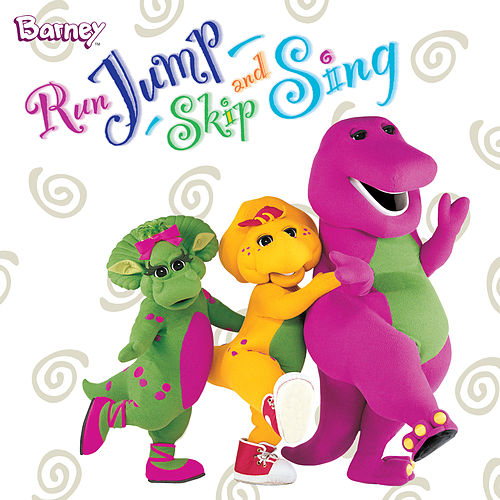 Barney's Run, Jump, Skip, and Sing by Barney