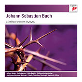 Play & Download Johann Sebastian Bach: Matthäus-Passion (Highlights)  - Sony Classical Masters by Helmut Rilling | Napster