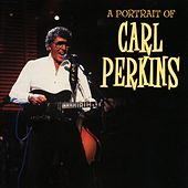 Carl Perkins - A Portrait by Carl Perkins
