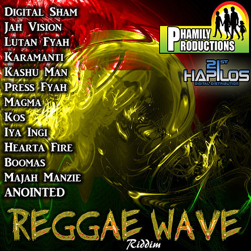 Play & Download Reggae Wave Riddim by Various Artists | Napster