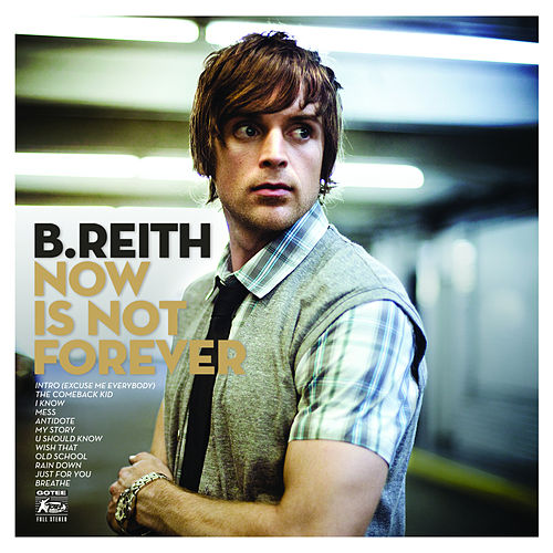 Now Is Not Forever by B. Reith