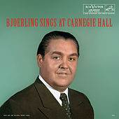 Björling sings at Carnegie Hall by Various Artists
