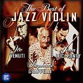 The Best of Jazz Violin by Various Artists