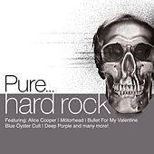 Pure... Hard Rock von Various Artists