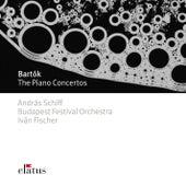 Bartók : Piano Concertos Nos 1 - 3 by András Schiff