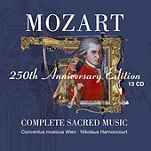 Mozart : Complete Sacred Music by Various Artists