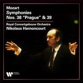 Mozart : Symphonies Nos 38 & 39 by Nikolaus Harnoncourt