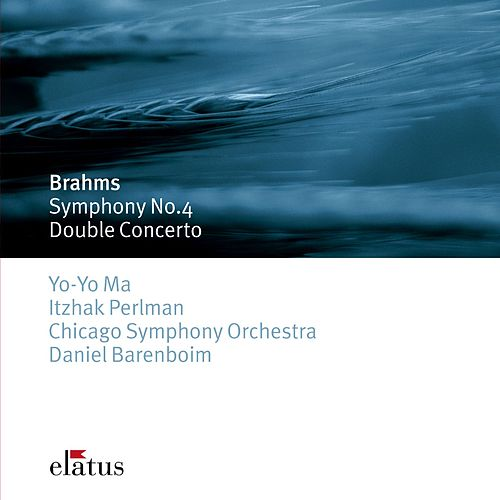 Brahms : Symphony No.4 & Double Concerto  -  Elatus by Daniel Barenboim