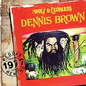Wolf & Leopards by Dennis Brown