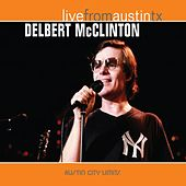 Live From Austin TX by Delbert McClinton