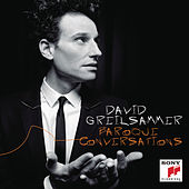 Play & Download Baroque Conversations by David Greilsammer | Napster
