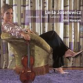 Beethoven : Violin Sonata No.10 & 20th Century Violin Pieces by Leila Josefowicz