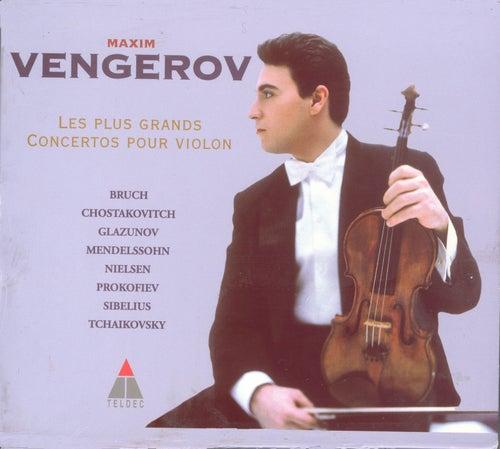 Maxim Vengerov - Great Violin Concertos by Maxim Vengerov