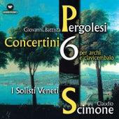 6 Concertini per archi e clavicembalo by Claudio Scimone