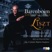 Daniel Barenboim - Live at La Scala by Daniel Barenboim
