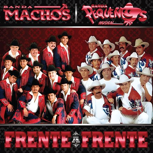 Banda Machos & Banda Pequenos Musical / Frente a Frente von Various Artists