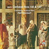 Bach, JS : Sacred Cantatas BWV Nos 140 & 147 by Nikolaus Harnoncourt