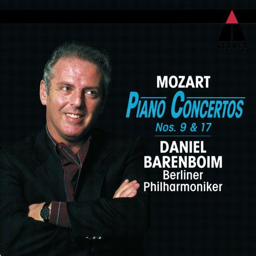 Play & Download Mozart : Piano Concertos Nos 9 & 17 by Daniel Barenboim | Napster
