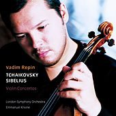 Play & Download Tchaikovsky & Sibelius : Violin Concertos by Vadim Repin | Napster