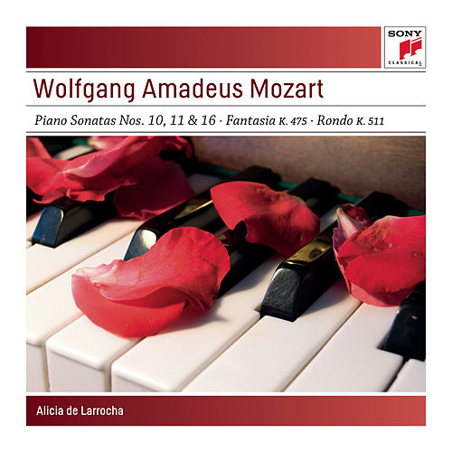 Play & Download Mozart: Piano Sonatas by Alicia De Larrocha | Napster