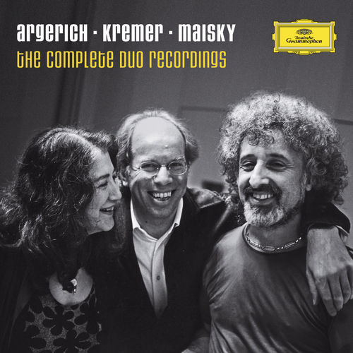 The Complete Duo Recordings by Various Artists