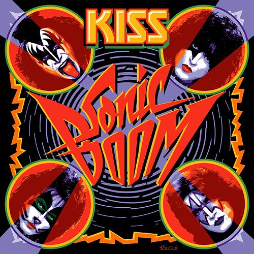 Sonic Boom [German Version] von KISS