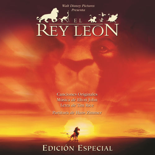 El Rey Leon by Various Artists