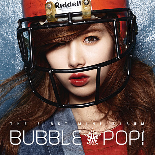 Play & Download Bubble Pop! by Hyuna Kim | Napster