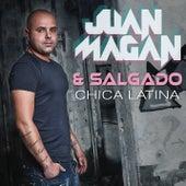 Chica Latina by Juan Magan
