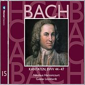 Bach, JS : Sacred Cantatas BWV Nos 44 - 47 by Various Artists