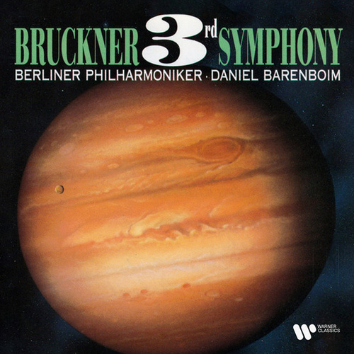 Play & Download Bruckner : Symphony No.3 by Daniel Barenboim   Napster