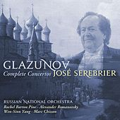 Play & Download Glazunov : Complete Concertos by José Serebrier | Napster