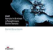 Liszt : Piano Sonata & 3 Verdi Paraphrases by Daniel Barenboim