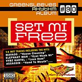 Play & Download Greensleeves Rhythm Album #90: Set Mi Free by Various Artists | Napster