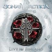 Live In Finland von Sonata Arctica