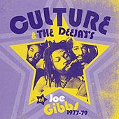 Culture & The Deejay's at Joe Gibbs by Culture