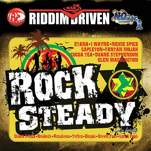Riddim Driven: Rocksteady von Various Artists
