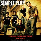 Grow Up by Simple Plan